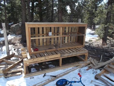 Pdf Chicken Coop Rabbit Hutch Plans Plans Diy Free Wood