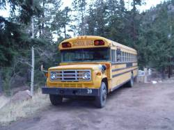 school bus rv conversion